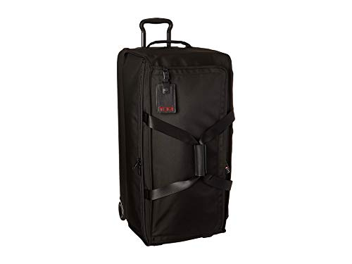 - TUMI - Alpha 3 Large Split 2 Wheeled Duffel - Rolling Luggage for Men and Women - Black