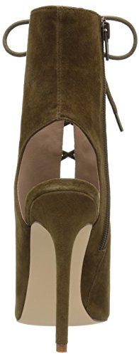 Bootie Madden Kennee Ankle Suede Steve Women's Olive Iq1g7