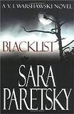 Blacklist - A V. I. Warshawski Mystery