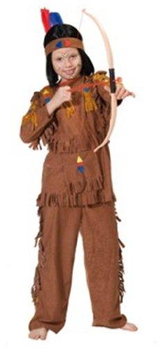Rubies 6 220809 - Disfraz de india para niña: Amazon.es: Juguetes ...