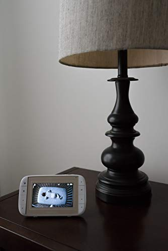 Motorola Halo+ Over-The-CribBaby Monitor & SootherwithHD Wi-Fi Camera & Parent Unit by Motorola Baby (Image #5)