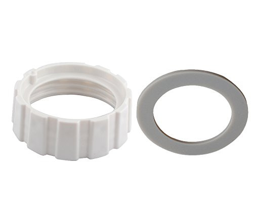 Blender Jar Hamilton Beach Replacement (Gasket for Hamilton Blender Parts Replacement Beach Blender Sealing Ring with Screw Cap By Wadoy)