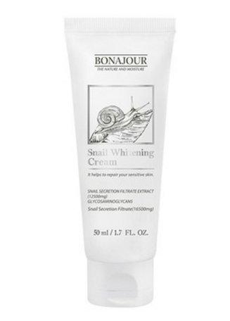 bonajour-snail-whitening-cream-50ml-korean-cosmetics