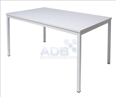 ADB conferencia mesa/Universal mesa/escritorio 120 x 80 x 76 cm ...