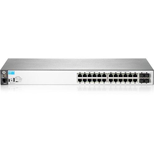 HP J9776A 2530-24G 24 Port Gigabit Switch by HP