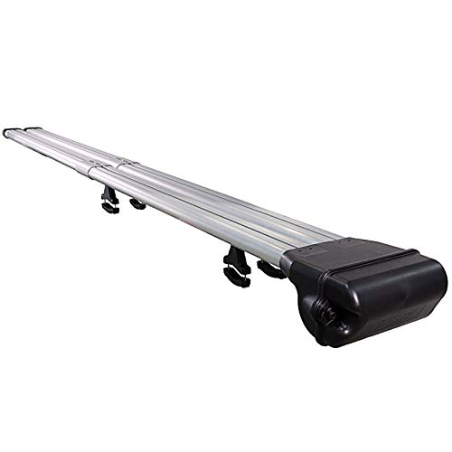 River Smith 4-Banger Rooftop Fly Rod Holder