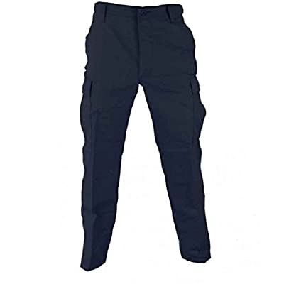 Nice Propper Genuine Gear BDU Trousers, Made in Haiti, Dark Navy, Regular for sale
