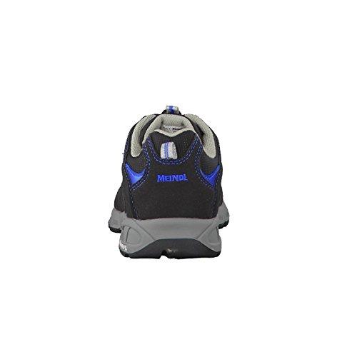Meindl Respond Junior 680130, Unisex - Kinder Trekking- und Wanderschuhe Schwarz