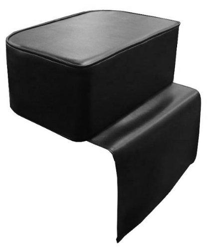 Booster Seat Salon Equipment (Black)