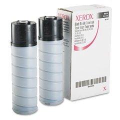 (XEROX 6R1007 Copier Toner Cartridge for xerox dc240, 240st, 255 & Others, Black, 2/Pack)