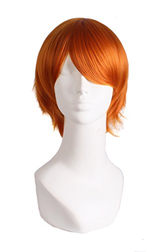Mens Ginger Wig (MapofBeauty 12