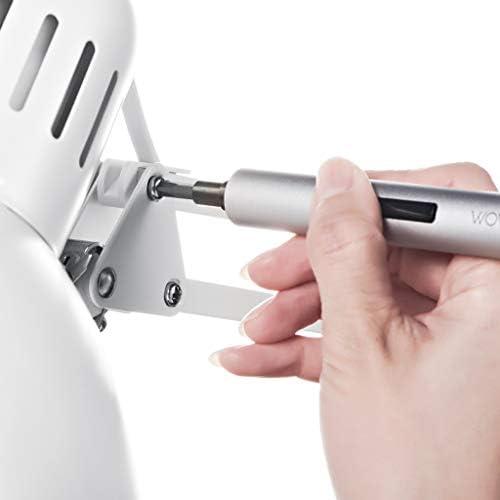 ミニ 電子スクリュードライバセット 電動スクリュードライバ スマートフォンの修理用