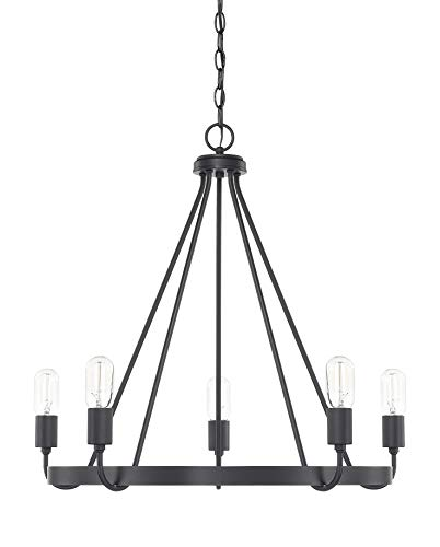 Light Chandelier Capital Lighting - Capital Lighting 420061MB Five Light Chandelier