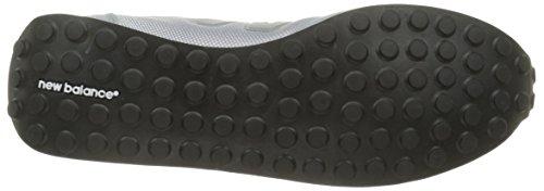 New Balance U410 Clásico - Zapatillas de deporte para adultos unisex Grey