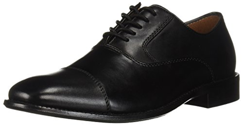 Kenneth Cole New York Men's DICE LACE UP Oxford, Black, 10 M US