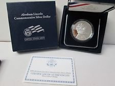 2009 P $1 Modern Commems - Silver Abraham Lincoln Dollar Dollar US Mint Proof