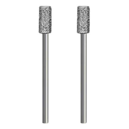 für Dremel Ø 3,5 mmsehr grob 2x Diamantschleifer Proxxon ...