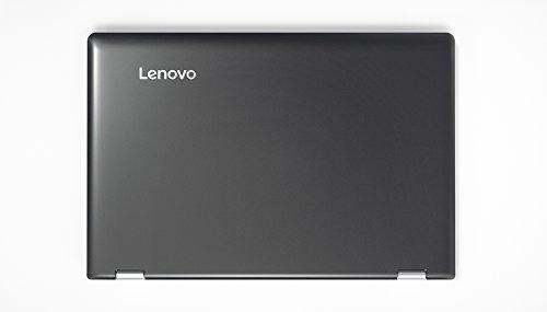 "Lenovo Flex 4-2-in-1 Laptop/Tablet 15.6"" Full HD Touchscreen Display (Intel Core i7-7500U, 8GB, 256GB SSD, AMD Radeon R7 M460, Windows 10), Black 80VE000MUS"