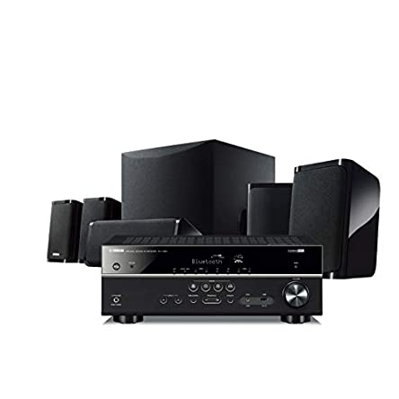 Yamaha YHT-4950U 4K Ultra HD 5.1-Channel Home Theater...