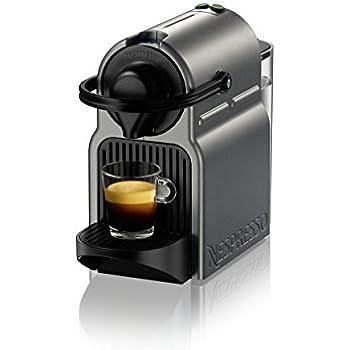 Nespresso Inissia Espresso Machine by Breville, Titan