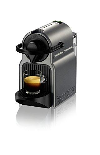 Nespresso Inissia Original Espresso Machine by Breville, Titan