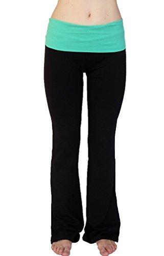 N 365 Petite Yoga Pants With Fold