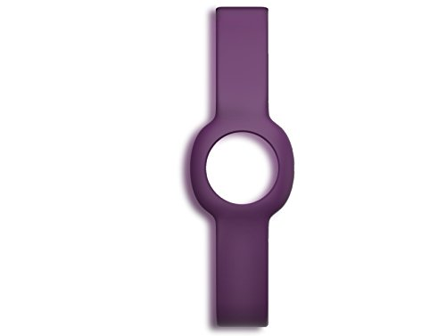 MOVE Jawbone Purple Thick Strap