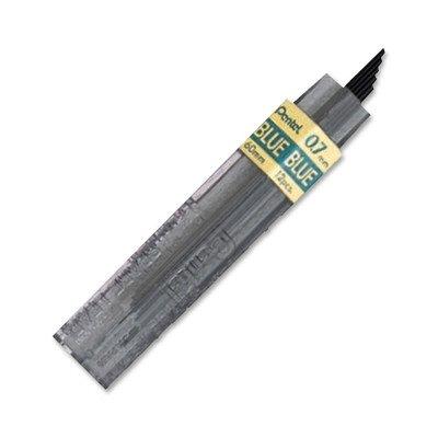 Pentel Hi-Polymer Colored Lead, Blue (PPB-7) (Colored Leads)
