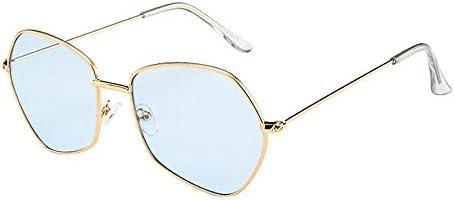[해외]Eyeglass Hergoto Mens Womens Irregular Frame Retro Vintage Sunglasses Eyeglasses(H) / Eyeglass Hergoto Mens Womens Irregular Frame Retro Vintage Sunglasses Eyeglasses(H)