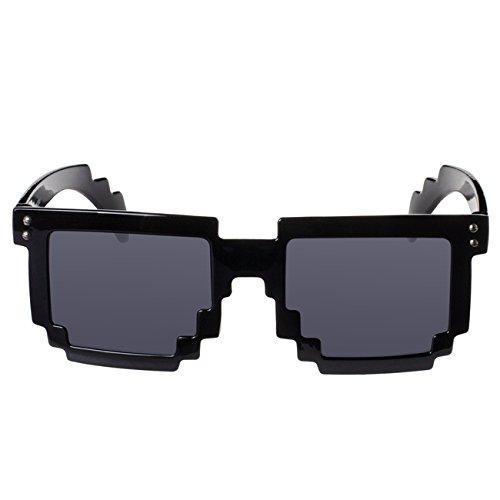 Gafas de sol pixeladas: Amazon.es: Hogar