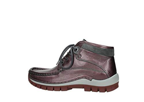 Sneaker Bordeau Wolky Leder 81510 donna YnwwZxC