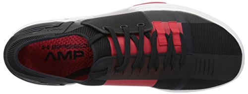 Armour Ss18 2 Scarpe red Under Speedform Allenamento Amp Black black 0 Da dqUH48