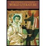 Longman Anthology of World Literature, Volume A Ancient World by Damrosch, David, Pike, David L., Alliston, April, Brown, Mar [Longman,2008] [Paperback] 2ND EDITION