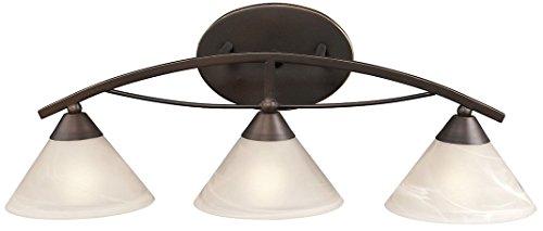 Five Light Elysburg (ELK Lighting 17642/3 Vanity-Lighting-fixtures 10 x 25 x 9