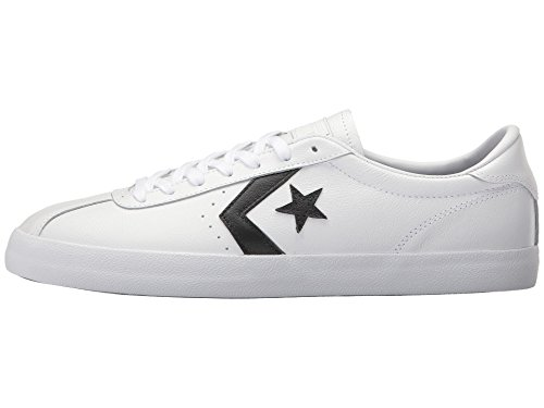 Converse Breakpoint Shoes Leather Unisex Low Optical top White BwBrSvTq