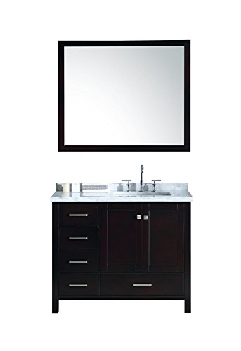 Fairmont Designs Bath Vanities - ARIEL Cambridge A043S-R-CWR-ESP 43