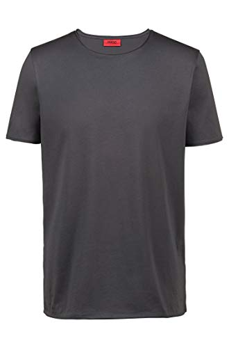 dark shirt Hugo Depusi Grey Gris 026 Sweat Homme EgfXwfq