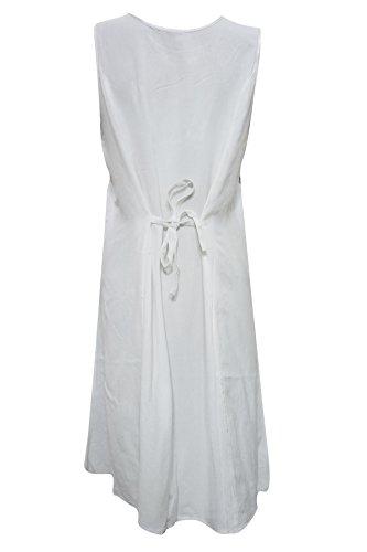 grün Damen Weiß schwarz M Kleid Mogul S Interior 6I0n4x5O
