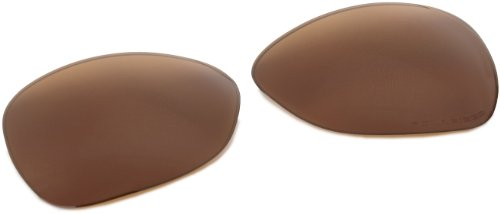 Oakley Mens Crosshair 2012 Replacement Lens, Bronze Polarized, One Size
