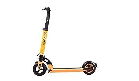 Sport & Unterhaltung Mini Faltbare Trolley Elektrische Roller Bike Mit 450 W Bürstenlosen Motor Die Neueste Mode Roller
