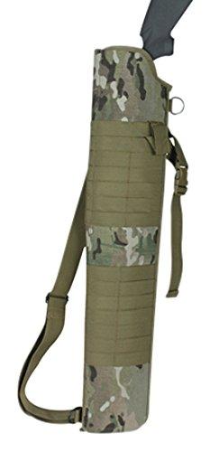 (Fox Outdoor Products Tactical Shotgun Scabbard, Multicolor)