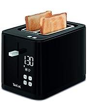 Tefal TT6408 Smart'N Light broodrooster met digitaal scherm - Timer - Zeven bruiningsstanden