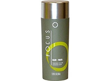 Focus Pure Organic Keratin Hair Building Fibers/hair Loss Concealer, 35 Grams/1.225 Oz. Per Bottle (107 Days Supply). 120 Days. (Black) by Focus by Focus (Image #3)