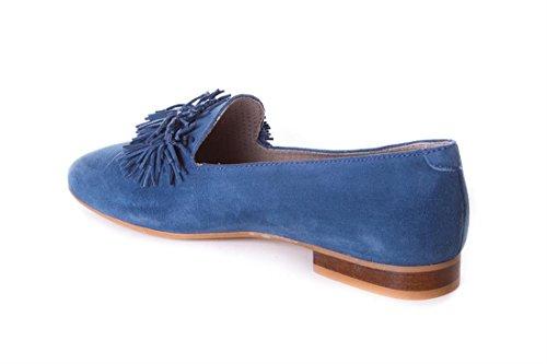 Nature 3928 Azul Azul Serraje Zapato q4dnw7xq5