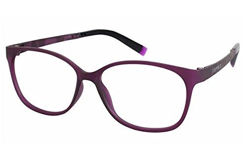 Esprit Eyeglasses ET17455 ET/17455 577 Purple Full Rim Optical Frame - Glasses Esprit