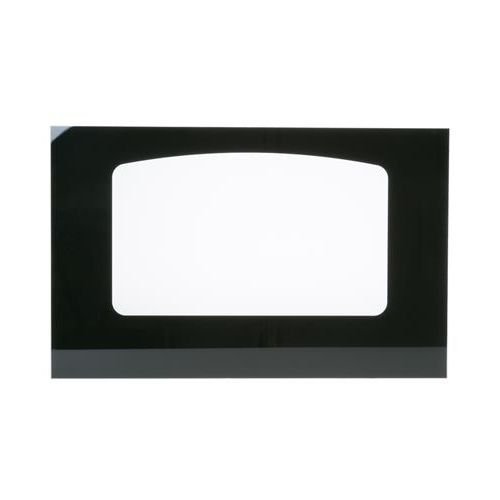 GE WB57K10109 Glass Oven Door Bk