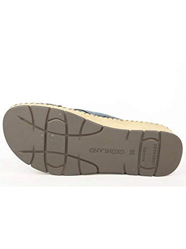 Grunland CI1325 Slipper Women Blu HtkdJH