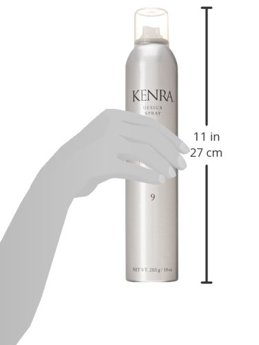 Kenra Design Spray 9 55 VOC 10 Ounce