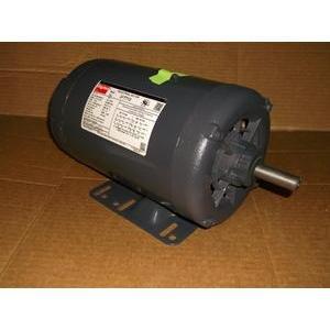 DAYTON 31TT13\P56AF92A11 1-1/2HP INDUSTRIAL MOTOR 208-230/460/50-60/3 RPM:1725/1-SPEED