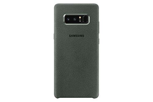 Samsung EF-XN950AKEGUS Galaxy Note8 Alcantara Cover, - Black Alcantara